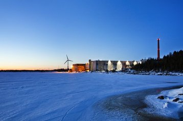 GCP Finland, Hamina