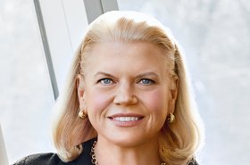 ginni rometty ibm lead