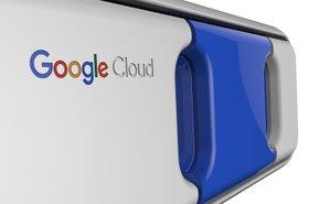 google transfer appliance closeup