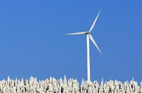google wind farm renewable power