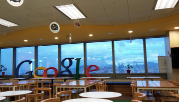 Google Korea, Gangnam Finance Center