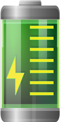 green battery-162065_960_720 pixabay OpenClipart-Vectors.png