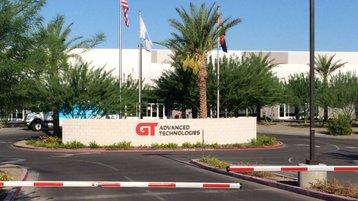 GT Advanced Technologies plant, Arizona