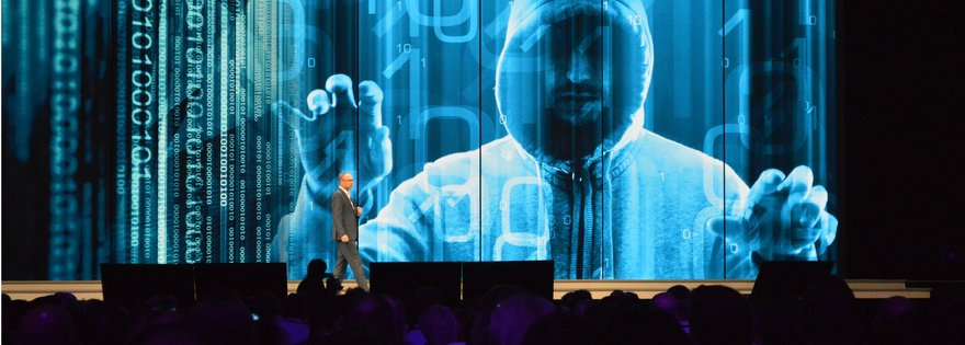 HPE Discover Hacker