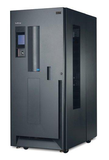 IBM TS3500 tape system