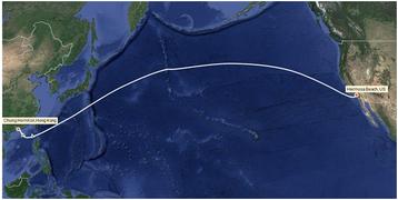 HKA Alcatel Submarine Cable