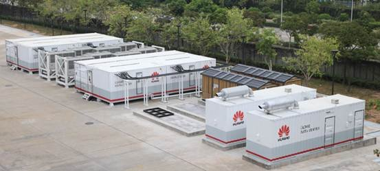 Huawei container data center 'first' to receive Tier III