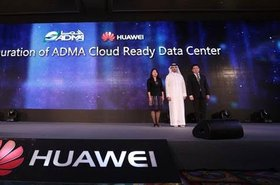 Huawei, ADMA data center announcement