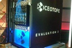 Iceotope evaluation unit