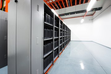 Kingsland Data Center, Jurong Singapore
