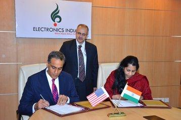 India Memorandum of Understanding Signing