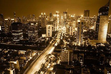 indonesia jakarta asia lead