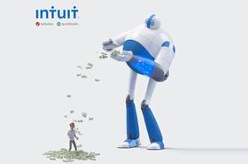 An Intuit advert