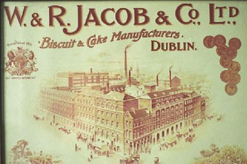 jacobs biscuits dublin