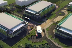 kao data campus design aerial