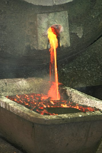 lead smelting first national battery south africa