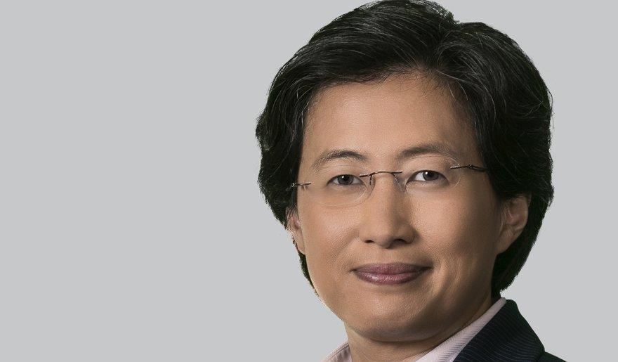 AMDÔÇÖs general manager of global business units Lisa Su