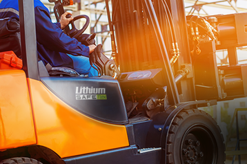 lithium ion fork lift green cubes.png