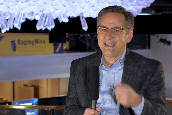 DCD New York 2019 Q&A with Jim Simonelli, Schneider Electric - m8iumNZycJU