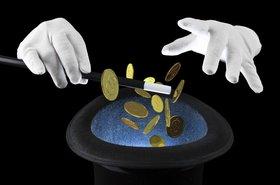 magic quadrant hands money thinkstock photos pmcdonald