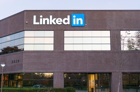 LinkedIn corporate headquarters in California