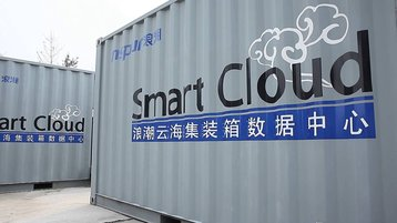 Ispur infrastructure containers