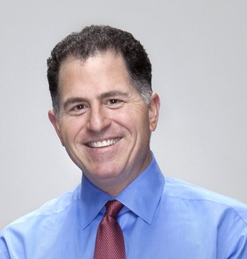 Dell Technologies founder, chairman and CEO, Michael Dell