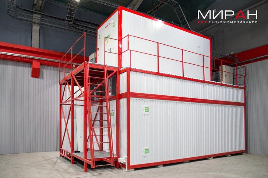 Miran-2 data center modules