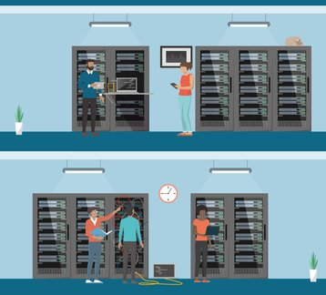 Build it high: The rise of multi-story data centers - DCD