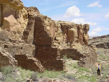 new mexico chaco canyon national parks service plus