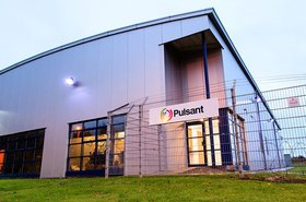 Pulsant data center in Newbridge