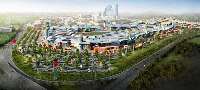 nusajaya city Johor Malaysia