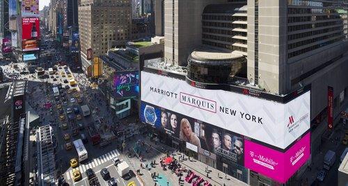 Mariott Marquis 1