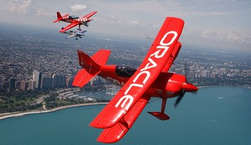 Oracle plane
