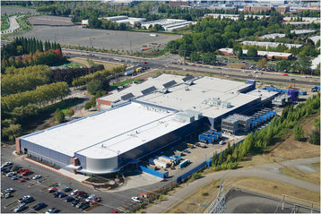 LinkedIn data center in Hillsboro