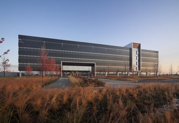 Panduit's Tinley Park headquarters, located outside Chicago