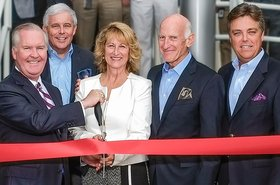 peak 10 tampa ribbon cutting