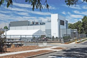 Perth 2 data center in Shenton Park