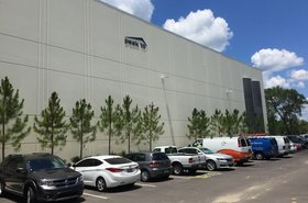 Peak 10 data center in Tampa