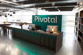 Pivotal Labs office in London
