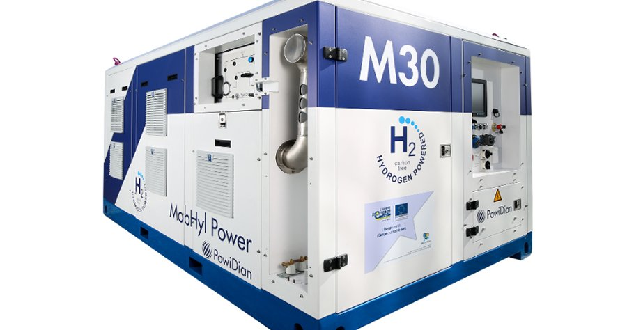 Fuel-cell system pitched to replace diesel gensets - DCD