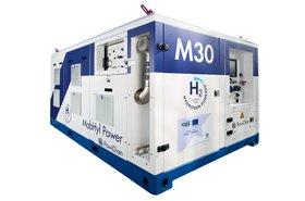 powidian m30 fuel cell genset