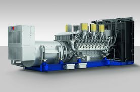 The Rolls-Royce Series 4000 engine