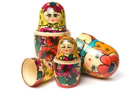 russian dolls group