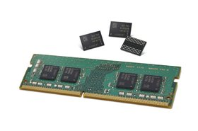 New DRAM from Samsung