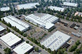 Vantage Data Centers campus in Samta Clara, California