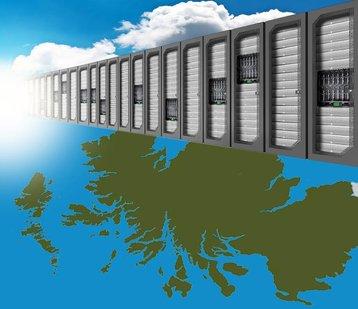 scotland data centers