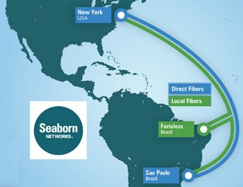 The route for Seabras-1
