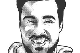 Chris Davison Caricature