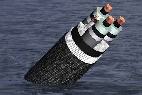 subsea cable fiber submarine